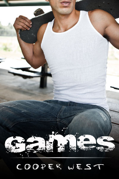 Games book cover