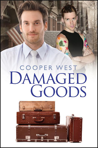 cover - Damaged Goods
