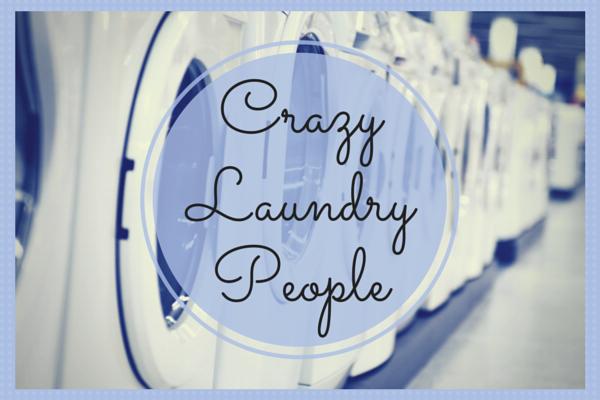 Crazy Laundry People