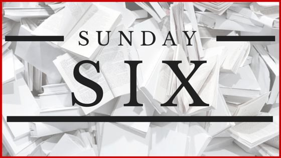 Sunday Six header