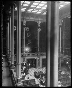 Cincinnati Library - Image via the Public Library of Cincinnati and Hamilton Country